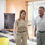Représentant du Consulat de France en Tunisie  Mr Krifa