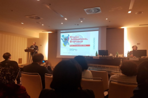 Ce Symposium a été présidé par Mr Mauro Picardo